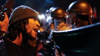 Über 60 Verhaftungen nach Krawallen in Ferguson