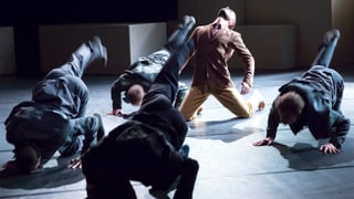 «Homo Faber» als Tanztheater: tragisch, düster, berührend