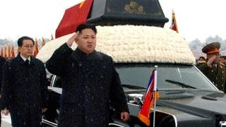 Kim Jong Un serviert engsten Vertrauten ab