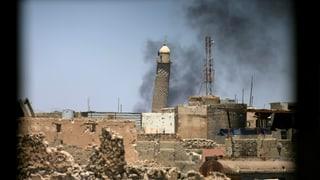 IS beraubt Armee des symbolischen Triumphs