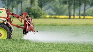 Braucht es ein Verbot von Pestiziden in der Landwirtschaft?