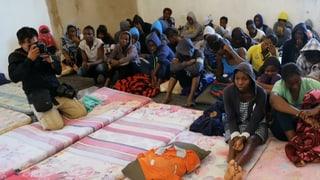 Video ««Libyen ist ein Drehkreuz des Menschenhandels»» abspielen