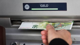 Geldautomaten spucken keine 50er-Noten mehr aus