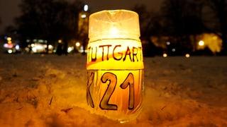 Bei Politik und Experten umstritten: «Stuttgart 21»