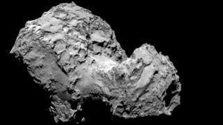 Raumsonde «Rosetta» ist am Ziel