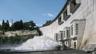 Weniger Umweltauflagen für Wasserkraft?