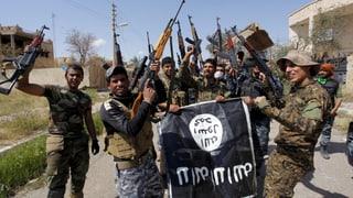 Irakische Armee verjagt IS aus Tikrit