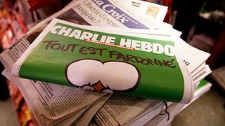 «Charlie Hebdo»-Karikaturist will Mohammed nicht mehr zeichnen