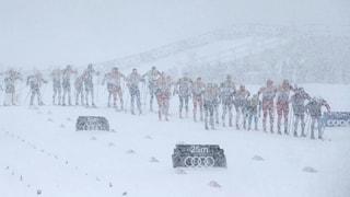 Iversen gudogna cursa dira ad Oberstdorf