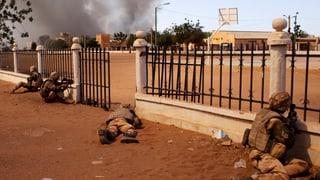 Scharmützel in Mali stellen Franzosen auf die Probe