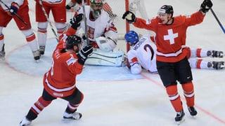 Schweiz auch von Tschechien nicht zu stoppen