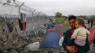 «Alle Nicht-Syrer kommen in Abschiebehaft»