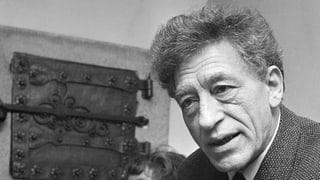 Il Grischun ha sutvalità Alberto Giacometti