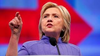 Wen macht Clinton zu ihrem Running Mate?