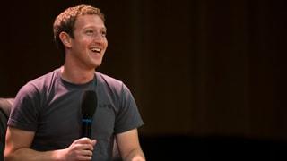 Zuckerbergs Facebook-Aktien sind fast 18 Milliarden wert