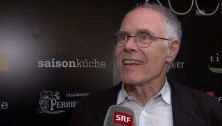 Moritz Leuenberger: wichtige Entscheide nur mit vollem Magen