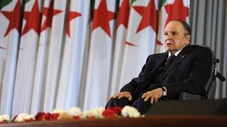 Algerische Armee fordert Absetzung von Präsident Bouteflika