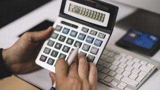 Budget verbessert sich um eine Million