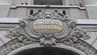 La SNB ha stabilisà il franc cun 86 milliardas
