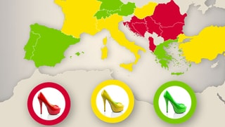 Von verboten bis legal – Prostitution in Europa
