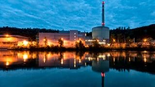 BKW darf Atomkraftwerk stilllegen