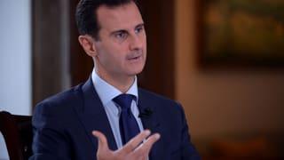 Assad kommt mit Giftgaseinsätzen vorläufig davon