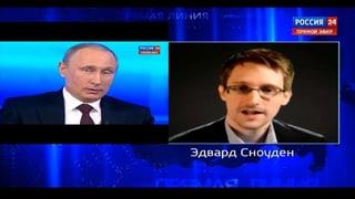 Putin und Snowden: Geheimdienstprofis beim Smalltalk