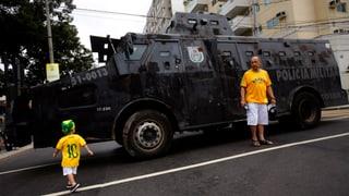 Gewalt und teure Stadien: Gedämpfte WM-Vorfreude in Brasilien