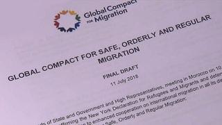 Darum ist der UNO-Migrationspakt umstritten