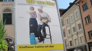 Schaffhauser Gewerbler wollen Einkaufstouristen stoppen