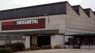 Swissmetal verlagert Produktion weg aus Dornach