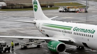 Airline Germania ist insolvent