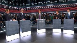«Arena»: Schafft die Durchsetzungs-Initiative mehr Sicherheit?