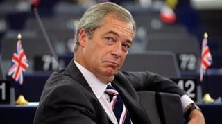 Britische Ukip-Partei: Brexit-Umfrage mit EU-Geldern finanziert?