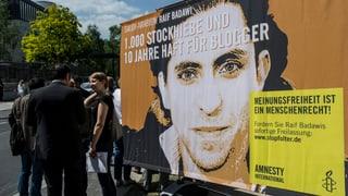 Keine Gnade für saudischen Blogger