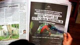 Australiens Flüchtlingspolitik: Die andere Seite der Medaille