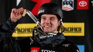 Gold im Big Air für Fabian Bösch