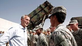 Türkei-Sondersitzung der Nato