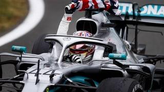 Hamilton gewinnt in Grossbritannien überlegen vor Bottas