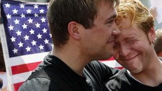 Oberstes US-Gericht schützt Homo-Ehe