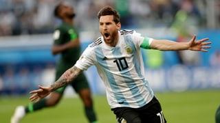 L'Argentina en ils otgavelfinals