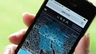 Druck auf Uber Schweiz nimmt zu