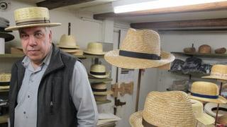 Kurt Wismer weiss noch, wie man Röhrlihüte knüpft