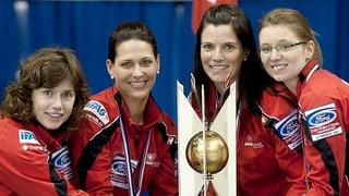 März 2012: WM-Gold für Curlerinnen und Colognas Gesamtweltcupsieg