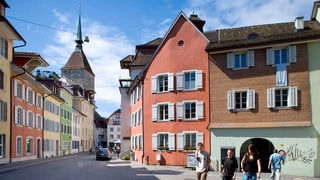 Erste Gemeinde will Gross-Aarau näher prüfen