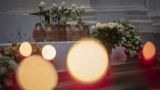 Gedenkfeier für Opfer der Solothurner Brandtragödie