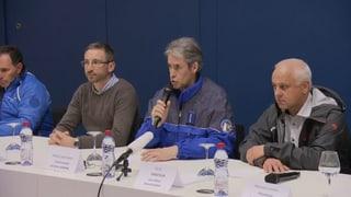 Polizei zur Lawine im Wallis – das Protokoll zum Nachlesen