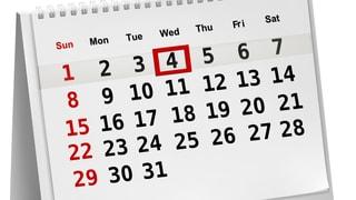 Wieso hat die Woche sieben Tage?