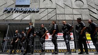 Korruptionsskandal: Brasilien vor Mega-Demo