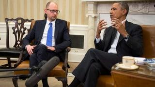 USA lassen sich mit Russland-Sanktionen Zeit